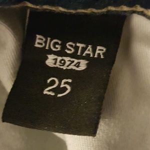 Big Star Shorts - Big Star Shorts